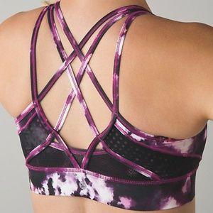 lululemon athletica Intimates & Sleepwear - Lululemon Strap It Like It's Hot Pink Pixie 6